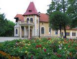 Pałacyk Oborskich w Mielcu