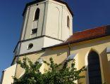 Kościół pw. Najświętszego Zbawiciela Świata i Matki Bożej Szkaplerznej w Strzegomiu