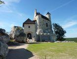Zamek Bobolice aktualnie