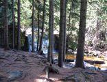 Karkonoski Park Narodowy w-wodospad szklarksi