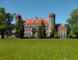 Pałac Donnersmarcków w Brynku