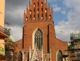 Bazylika Świętej Trójcy w Krakowie