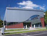Centrum Sztuki Filmowej przy ul. Sokolskiej na Koszutce w Katowicach (przebudowa kina Kosmos)