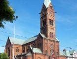 Kościół pw. Świętej Rodziny w Bobrku - dzielnicy Bytomia.