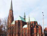 Neogotycki kościół Świętej Trójcy z 1886 w Bytomiu