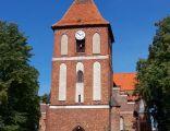 Rzymskokatolicki kościół parafialny pw. Św. Jakuba Apostoła w Tolkmicku