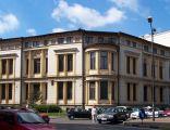 Zabytkowy pałac braci Goldsteinów w Katowicach przy Placu Wolności