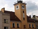 Budynek dawnego ratusza w Rybniku