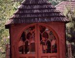 Kapliczka św. Barbary w dzielnicy Boronowa - Piasku