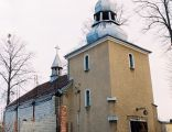 Olszyna - kościół Wniebowzięcia NMP z 1888 roku, obecnie rozbudowywany