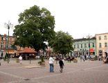 Rynek w Lublińcu