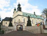 Sanktuarium Matki Bożej Leśniowskiej Patronki Rodzin w Żarkach Leśniowie