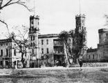 Stary zamek w Świerklańcu 1930r