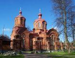 Cerkiew prawosławna w Białowieży