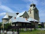 Kościół pw. Trójcy Świętej w Bycinie