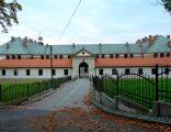 Oficyna - pozostałość po pałacu Czartoryskich w Kalwarii Zebrzydowskiej