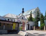 Klasztor franciszkanów reformatów
