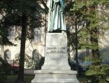 Pomnik M. Lutra na Bielskim Syjonie