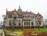 Pałac Schöna w Sosnowcu -siedziba sądu