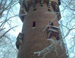 Katowice Giszowiec - wieża ciśnień