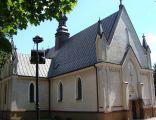 Kościół pw. Narodzenia NMP w Goleniowach