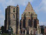 Dzwonnica prz kościele św. Jakuba i św. Agnieszki