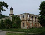 Strzelce Opolskie. Ruiny zamku