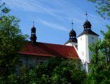 Kościół klasztorny w Hebdowie