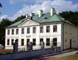 Pałac rodu Wielopolskich w Pińczowie