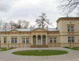 Pałac Wężyków w Minodze - front