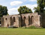 Ruiny kościoła Ducha Świętego w Bodzentynie