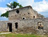 Ruiny kościoła św. Ducha w Szydłowie