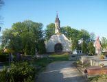 Kaplica cmentarna Karskich we Włostowie