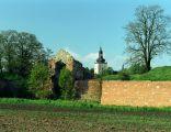 Danków, fortyfikacje bastionowe