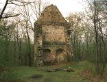 Pozostałości zamku w Rokitnicy