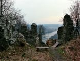 Ruiny zamku Sobien