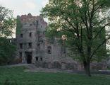 Ruiny zamku w Ząbkowicach