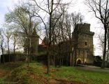Zamek Grodziec - widok ogólny