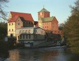 Zamek Ksiażąt Pomorskich w Darłowie