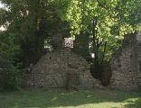 Zamek w Otmęcie