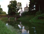 Zamek w Zbąszyniu -pzostałości - wieża bramna