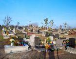 Cmentarz parafialny w Kozłowej Górze