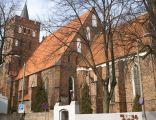 Brodnica - kościół farny pw. św. Katarzyny