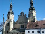 Kościół i klasztor Ojców Bernardynów w Warcie