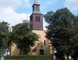 Kościół p.w. św.Mikołaja w Łęgowie