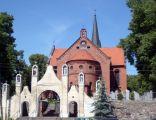 Kościół pw. Matki Boskiej Pocieszenia we wsi Drzycim