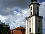 Kościół pw. Matki Boskiej Różańcowej we wsi Nowy Kościół