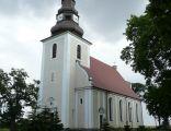 Kościół pw. NMP Królowej Polski we wsi Dąbrowa