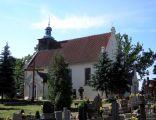 Kościół pw. Podwyższenia Krzyża Świętego w Górsku