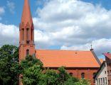 Kościół pw. Podwyższenia Krzyża Świętego we wsi Cekcyn